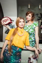 Models: Kristina and Marta