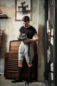 Model: Francesco