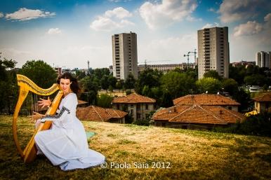 """""""Sonata del Vento"""" - Borgo Pirelli"""