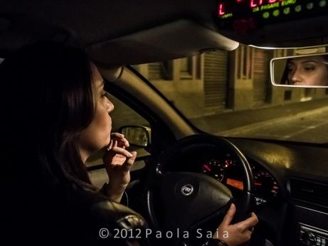 Psico Taxi - Sofia Corben