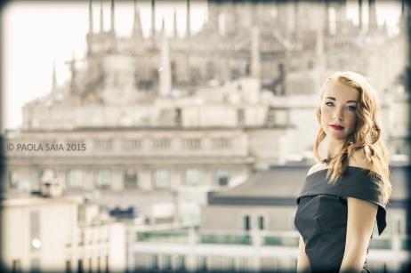Model: Isabella Mua: Lalì Location: Boscolo Milano