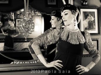 Model - Alessia Mua - Roxy Rose Light Design - Marco busato