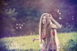 Model: Losille - Post Prod Marco Busato