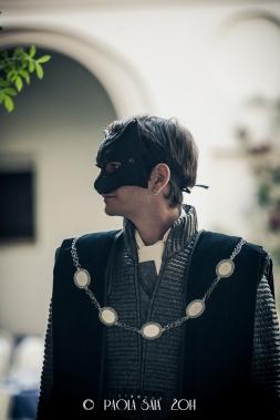 Alberto @ Midnight Masquerade