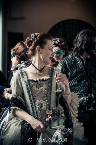 Jessica, @ Midnight Masquerade