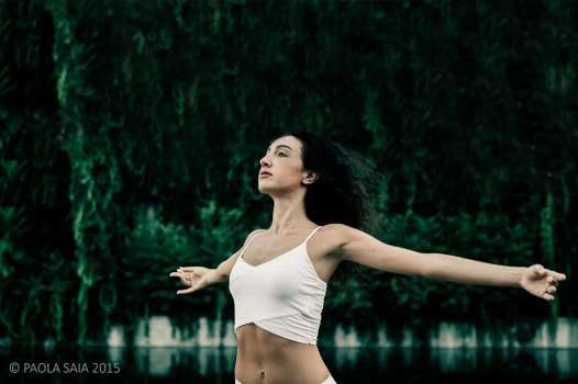 Dancer: Gianna Vagali
