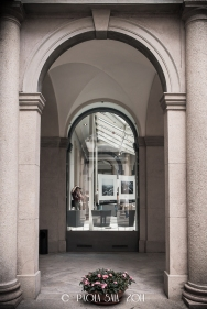"Milan ""Cortili Aperti"" - discovering private courtyards in Brera, Milan, Moriggia palace, Borgonuovo street 23"