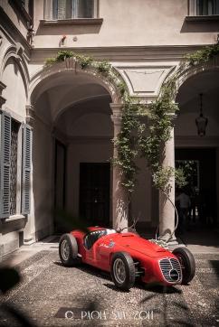 "Milan ""Cortili Aperti"" - discovering private courtyards in Brera, Milan, Casa Valerio, Borgonuovo street, 24"