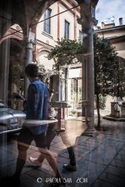 "Milan ""Cortili Aperti"" - discovering private courtyards in Brera, Milan, Palazzo Landriani, Borgonuovo Street 25"
