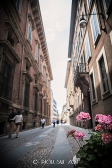 "Milan ""Cortili Aperti"" - discovering private courtyards in Brera, Milan"