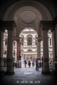 """Milan """"Cortili Aperti"""" - discovering private courtyards in Brera, Milan, Pinacoteca di Brera"""
